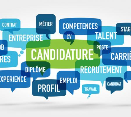 Clause Recrutement Candidature