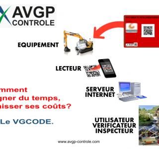 VGcode : un flashcode pour faciliter vos Vérifications et gagner du temps !