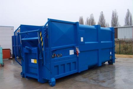 Compacteur à déchets